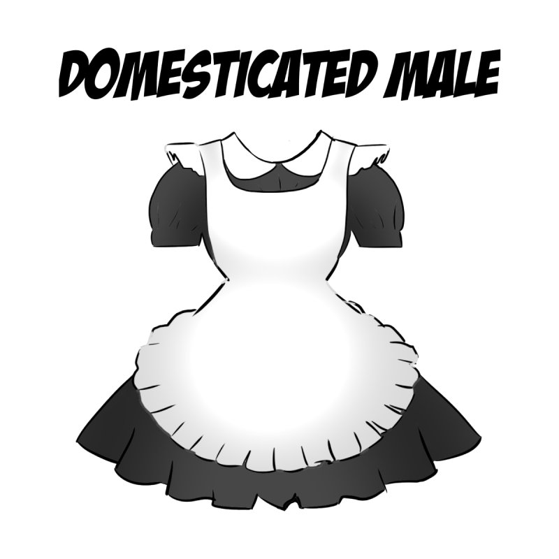 Domesticated Male Men's T-Shirt by SWIcomics's Artist Shop
