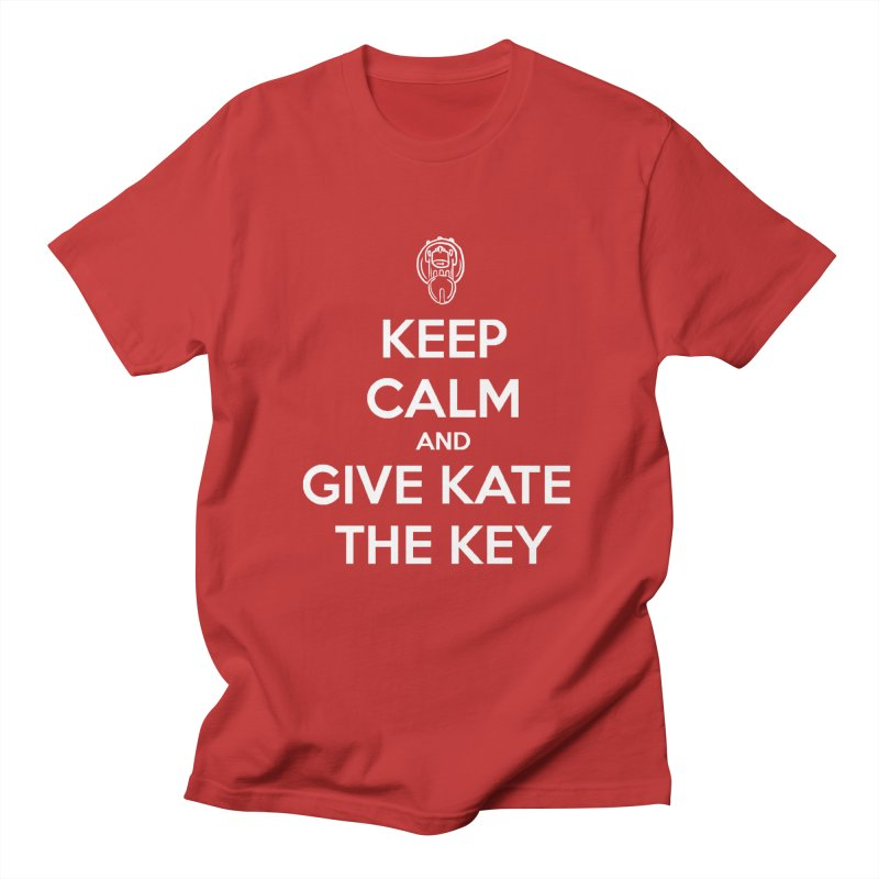 Give Kate the Key Men's T-Shirt by SWIcomics's Artist Shop