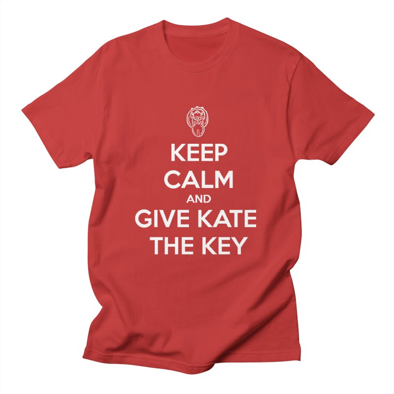 Give Kate the Key Men's Regular T-Shirt by SWIcomics's Artist Shop