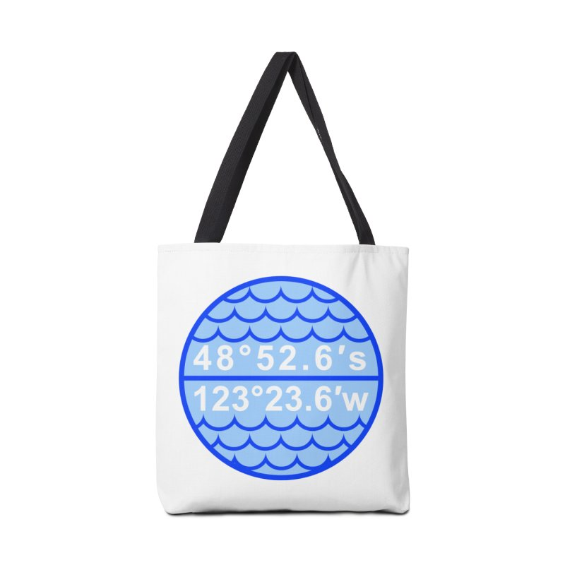 Point Nemo Accessories Tote Bag Bag by Sailor James