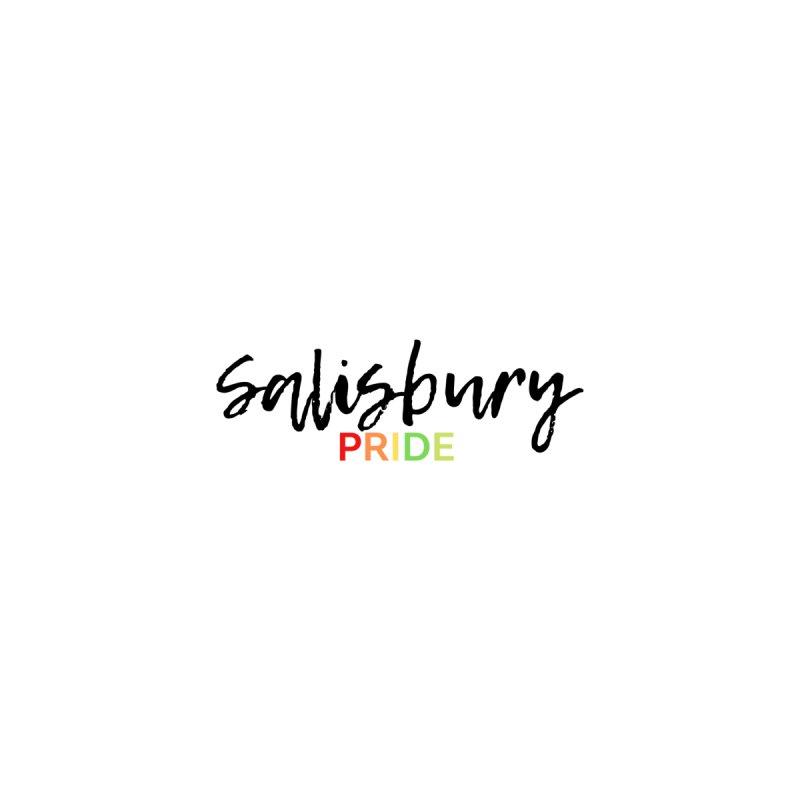 Simple Salisbury Pride Logo Accessories Mug by SalisburyPride's Artist Shop
