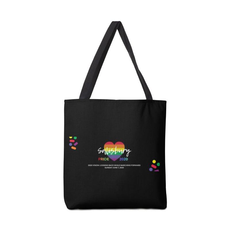 Colorful Pride Collection Accessories Bag by SalisburyPride's Artist Shop