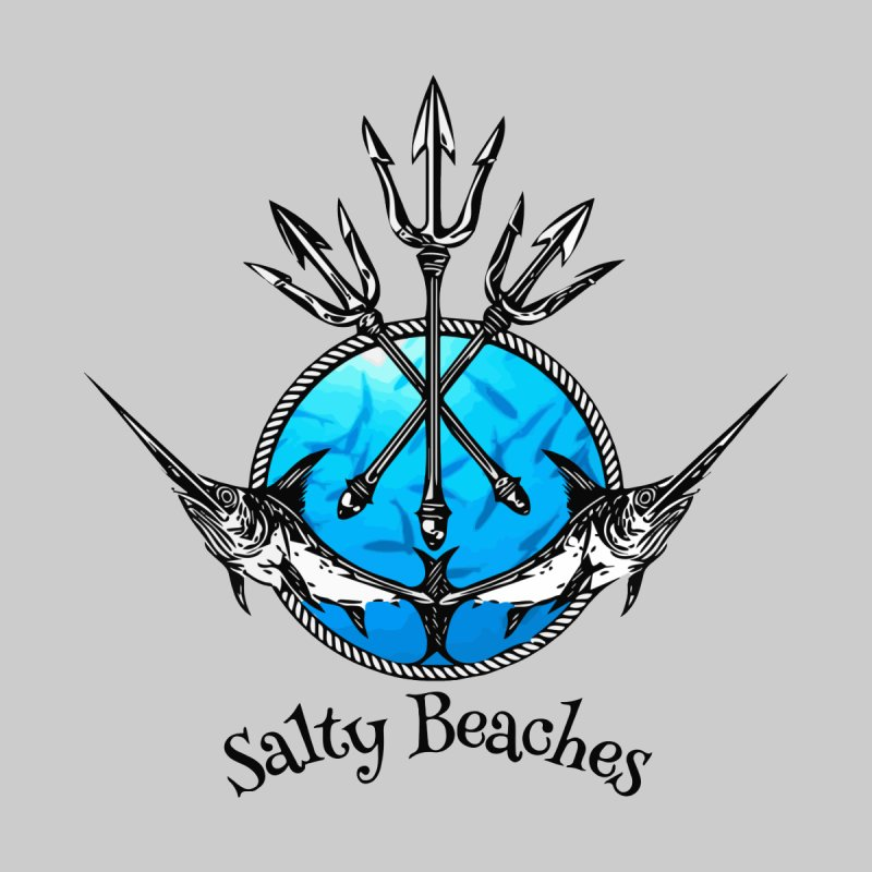 swordfish trident by Salty Beaches's Artist Shop