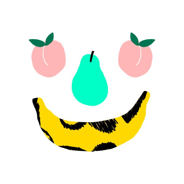 Design for Fruit face