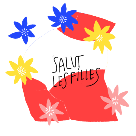 Logo for Salutlesfilles's Artist Shop