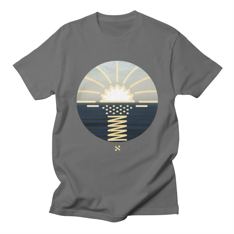 Sun Palm  Women's Unisex T-Shirt by Sam Arias