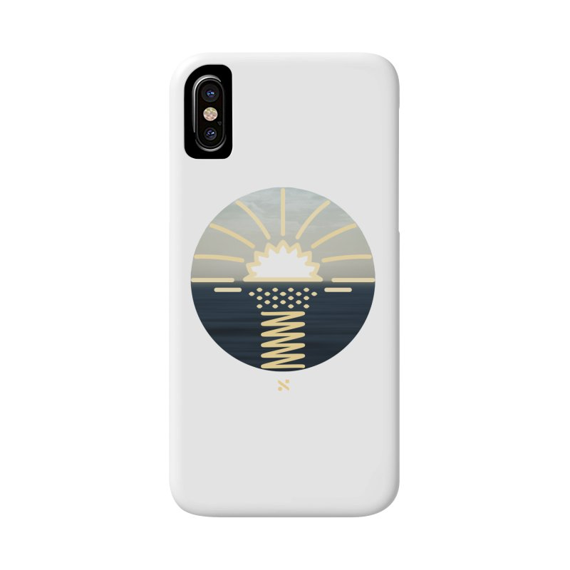 Sun Palm  Accessories Phone Case by Sam Arias