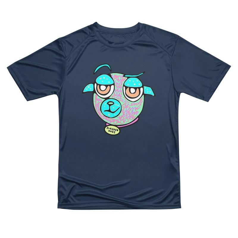 Scolded Tee II Men's Performance T-Shirt by Sam Shain's Artist Shop
