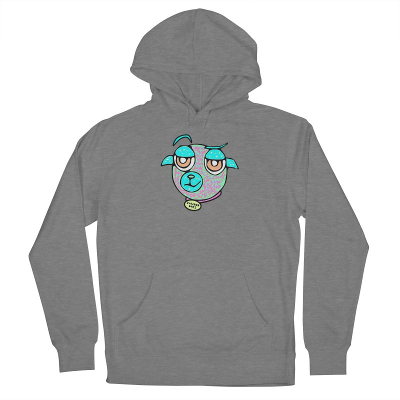 Scolded Tee II Women's Pullover Hoody by Sam Shain's Artist Shop