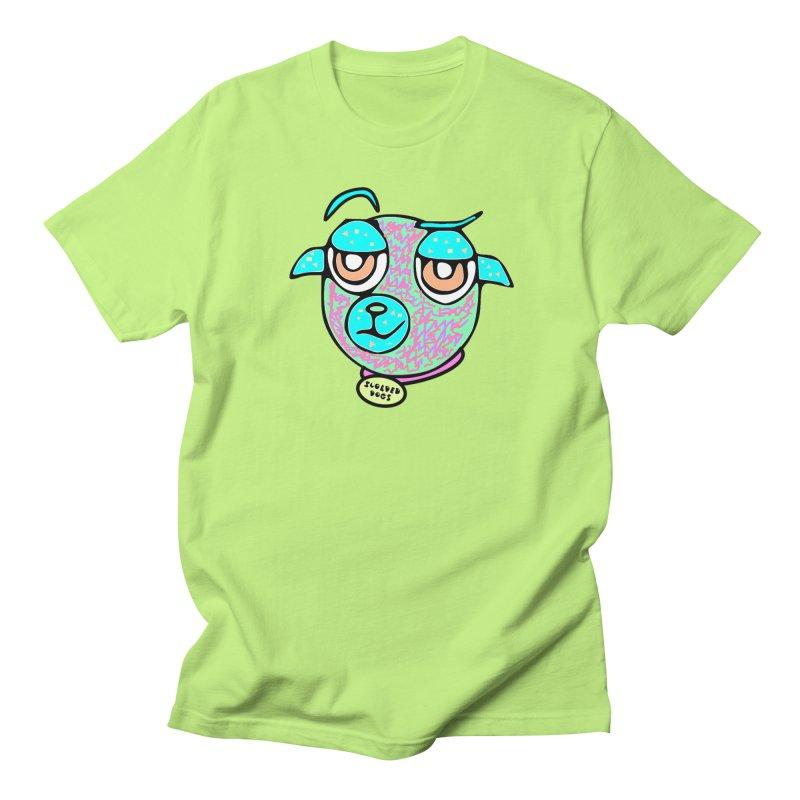 Scolded Tee II Women's Regular Unisex T-Shirt by Sam Shain's Artist Shop