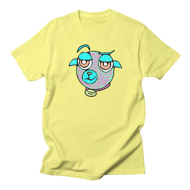 Scolded Tee II Men's Regular T-Shirt by Sam Shain's Artist Shop