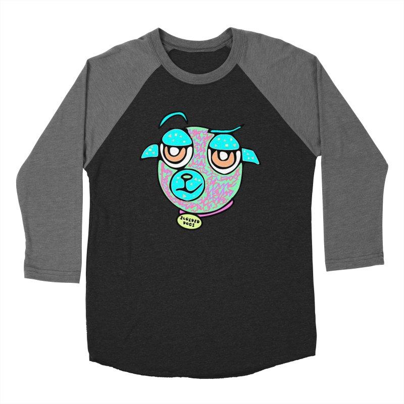 Scolded Tee II Women's Baseball Triblend Longsleeve T-Shirt by Sam Shain's Artist Shop