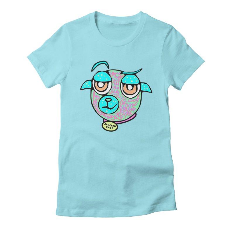 Scolded Tee II Women's T-Shirt by Sam Shain's Artist Shop
