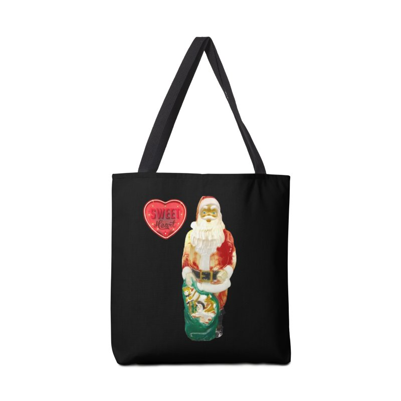 Mr. Sweetheart Accessories Tote Bag Bag by Sam Shain's Artist Shop