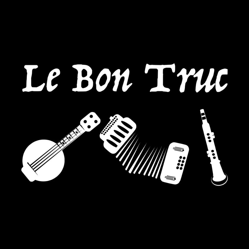 Le Bon Truc Men's T-Shirt by Sam Shain's Artist Shop