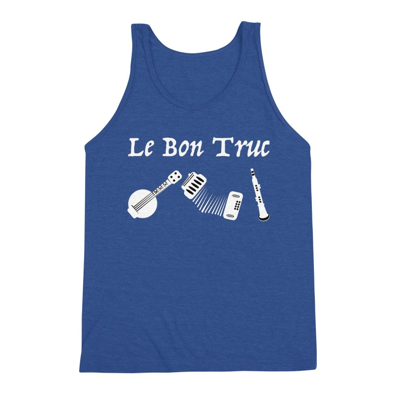 Le Bon Truc Men's Tank by Sam Shain's Artist Shop