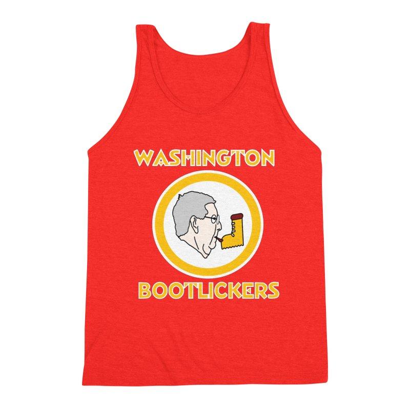 Washington Bootlickers Men's Tank by Sam Shain's Artist Shop