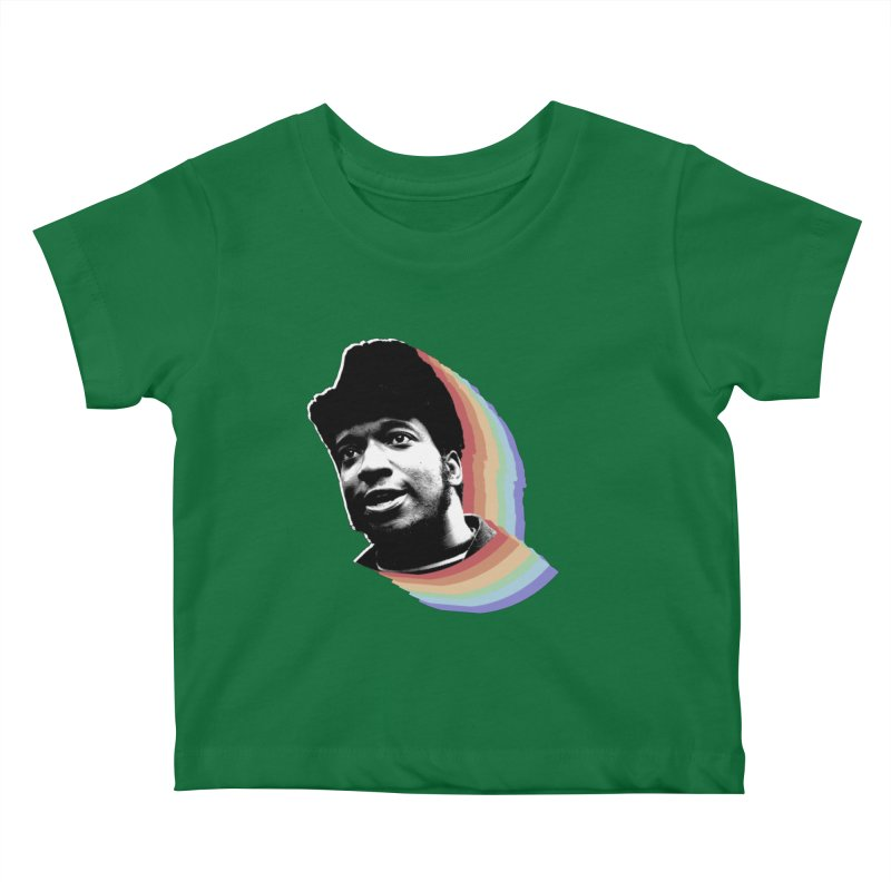 Fred Kids Baby T-Shirt by Sam Shain's Artist Shop