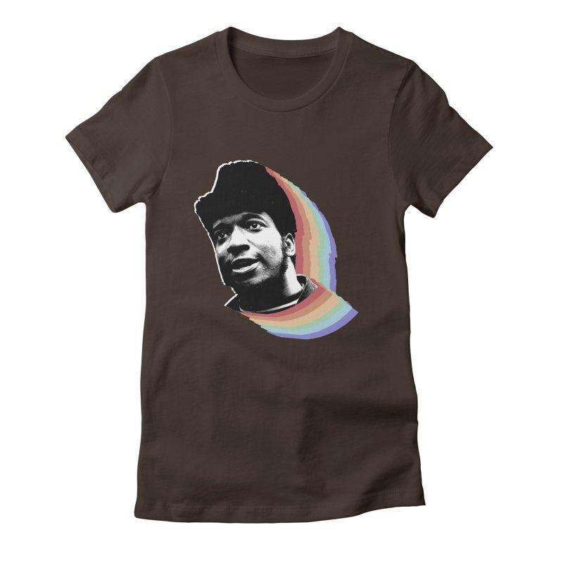 Fred Women's T-Shirt by Sam Shain's Artist Shop