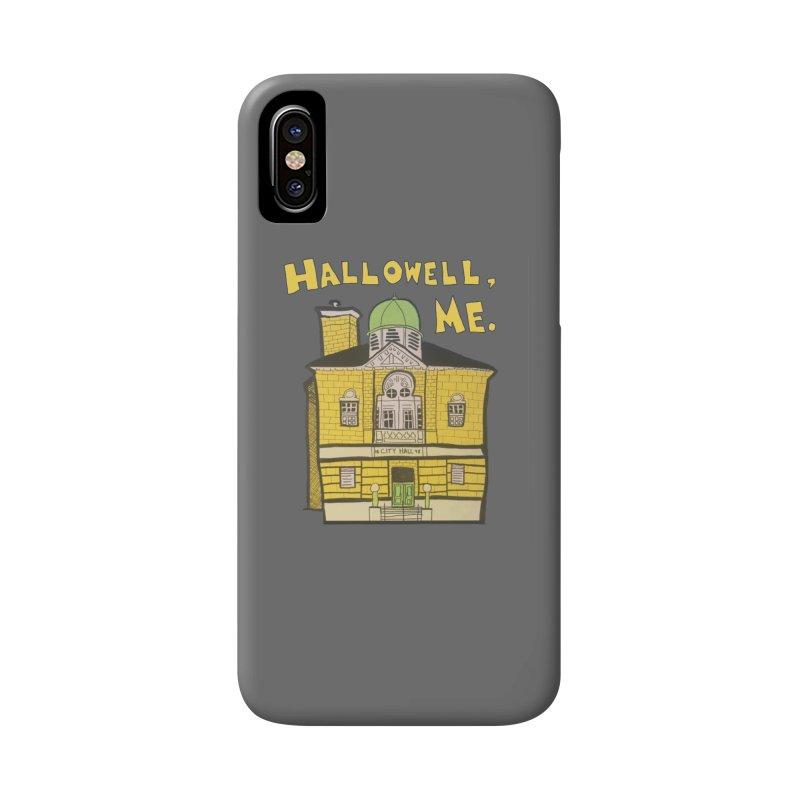 Hallowell, ME Accessories Phone Case by Sam Shain's Artist Shop