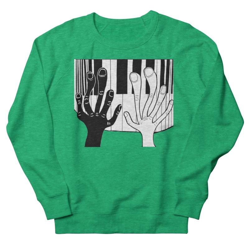 Racial Harmony  Women's Sweatshirt by Sam Shain's Artist Shop