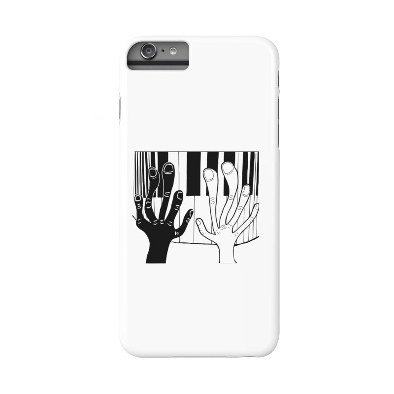 Racial Harmony  Accessories Phone Case by Sam Shain's Artist Shop