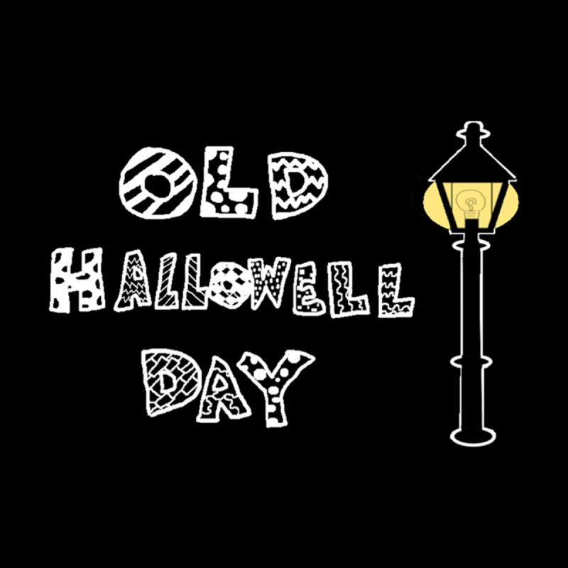 Old Hallowell Day Accessories Beach Towel by Sam Shain's Artist Shop