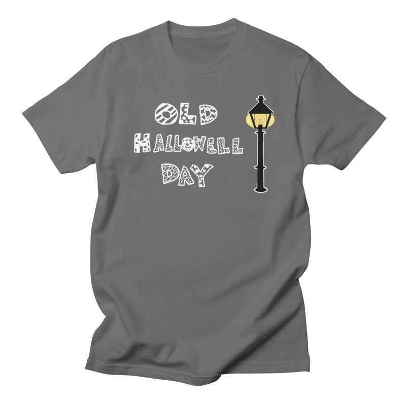 Old Hallowell Day Women's T-Shirt by Sam Shain's Artist Shop