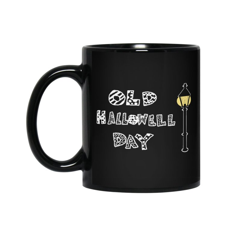 Old Hallowell Day Accessories Mug by Sam Shain's Artist Shop