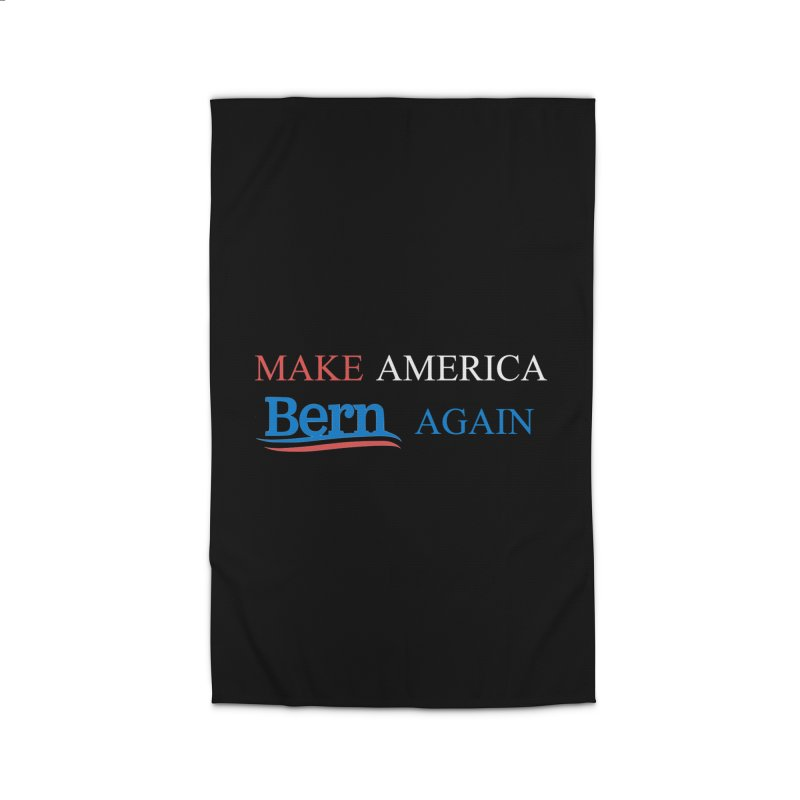 Make America Bern Again Home Rug by Sam Shain's Artist Shop