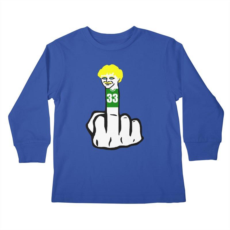 The Bird Kids Longsleeve T-Shirt by Sam Shain's Artist Shop