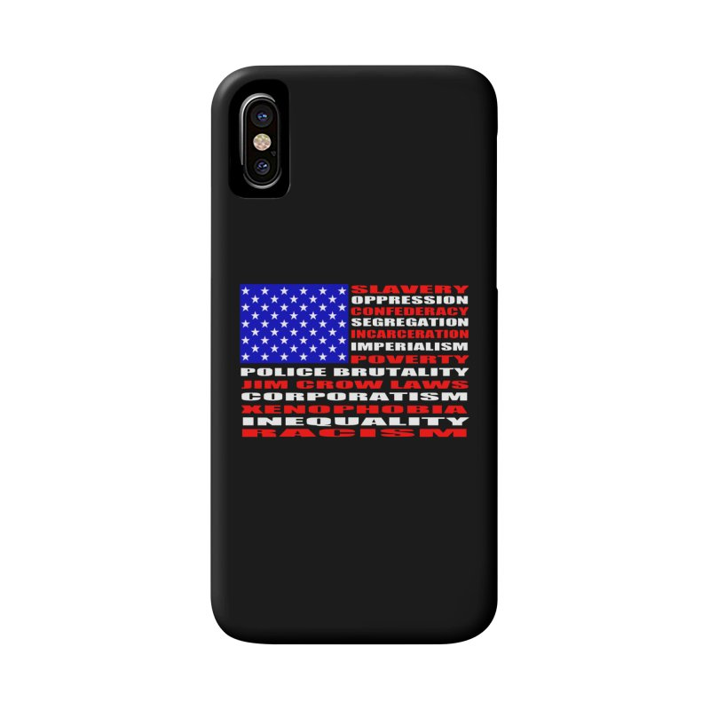Land of the Free Accessories Phone Case by Sam Shain's Artist Shop
