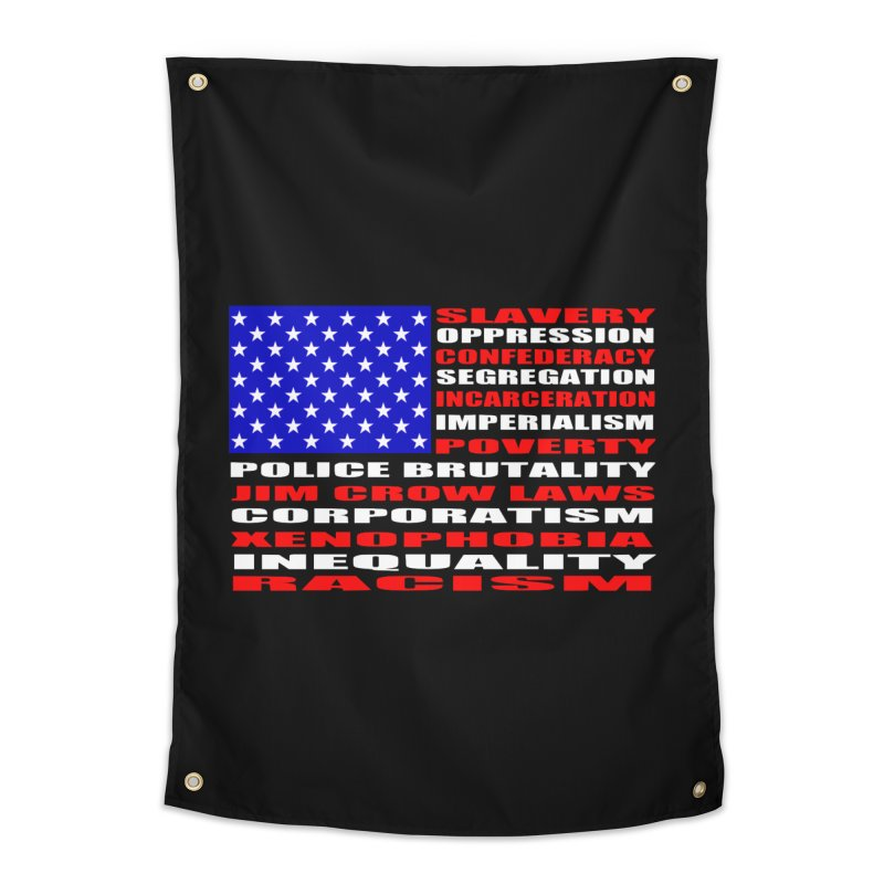 Land of the Free Home Tapestry by Sam Shain's Artist Shop