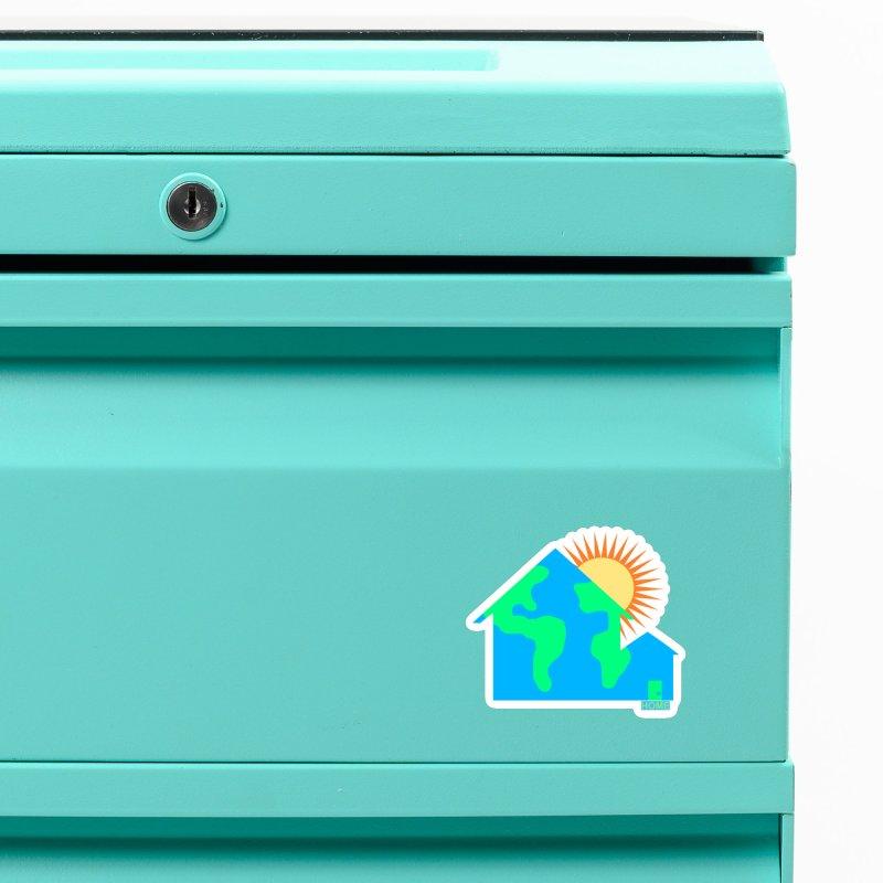 Home Accessories Magnet by Sam Shain's Artist Shop