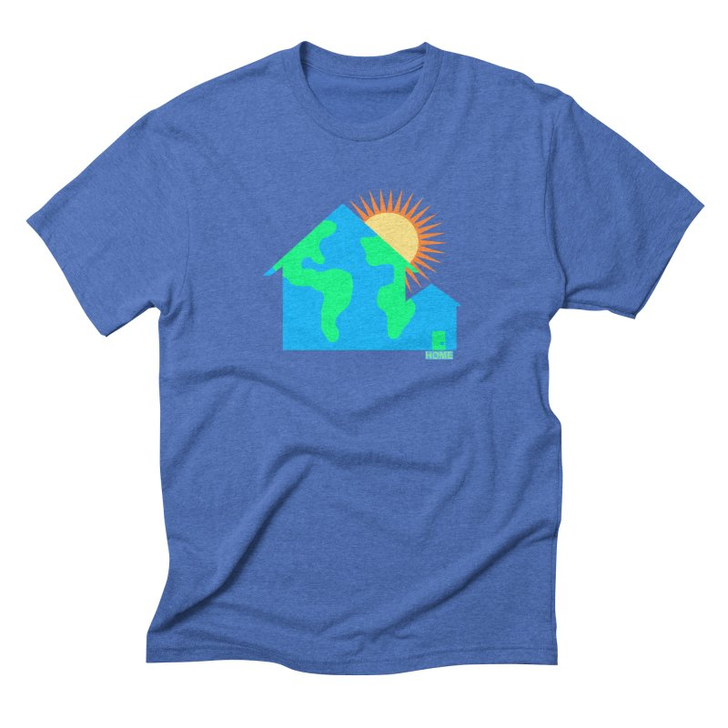 Home Men's T-Shirt by Sam Shain's Artist Shop