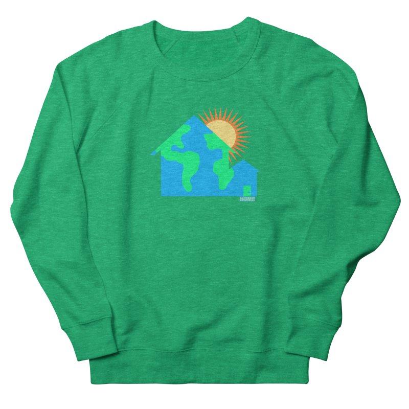 Home Women's Sweatshirt by Sam Shain's Artist Shop