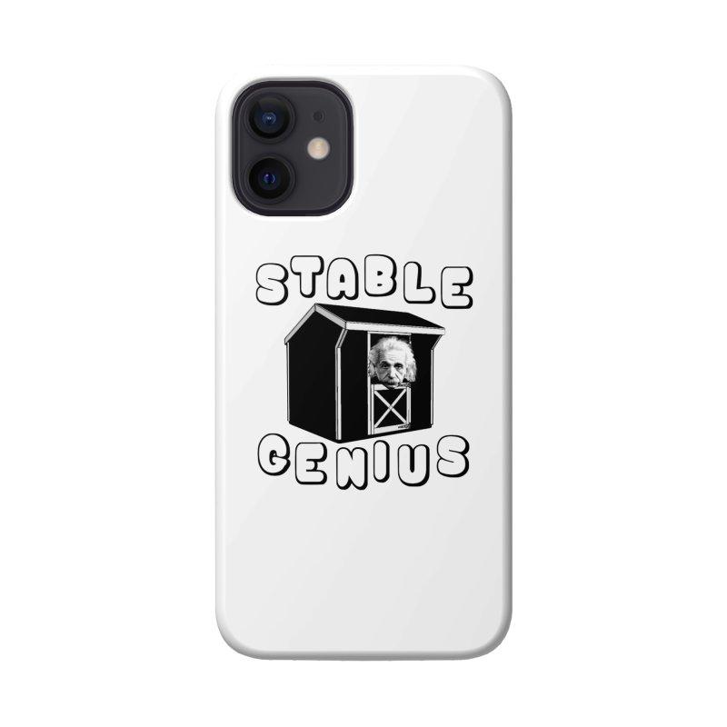 Stable Genius Accessories Phone Case by Sam Shain's Artist Shop