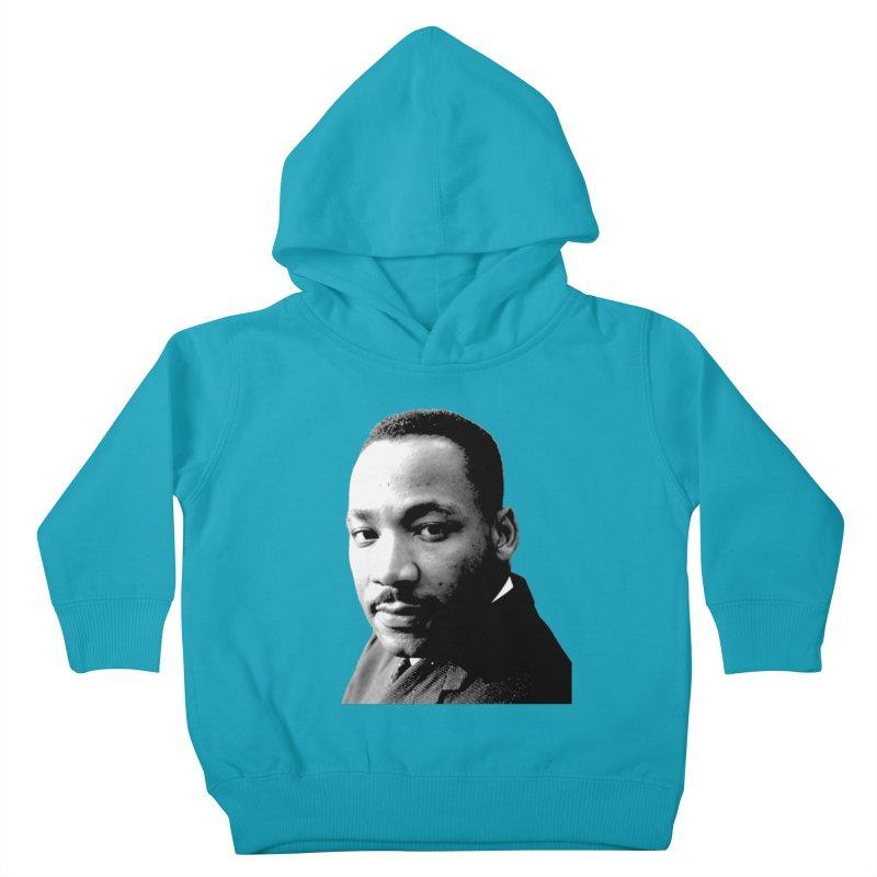 MLK Kids Toddler Pullover Hoody by Sam Shain's Artist Shop