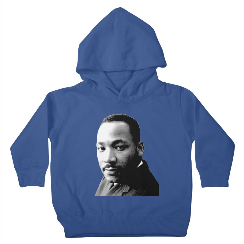 MLK Kids Toddler Pullover Hoody by Sam Shain's Artist Shop