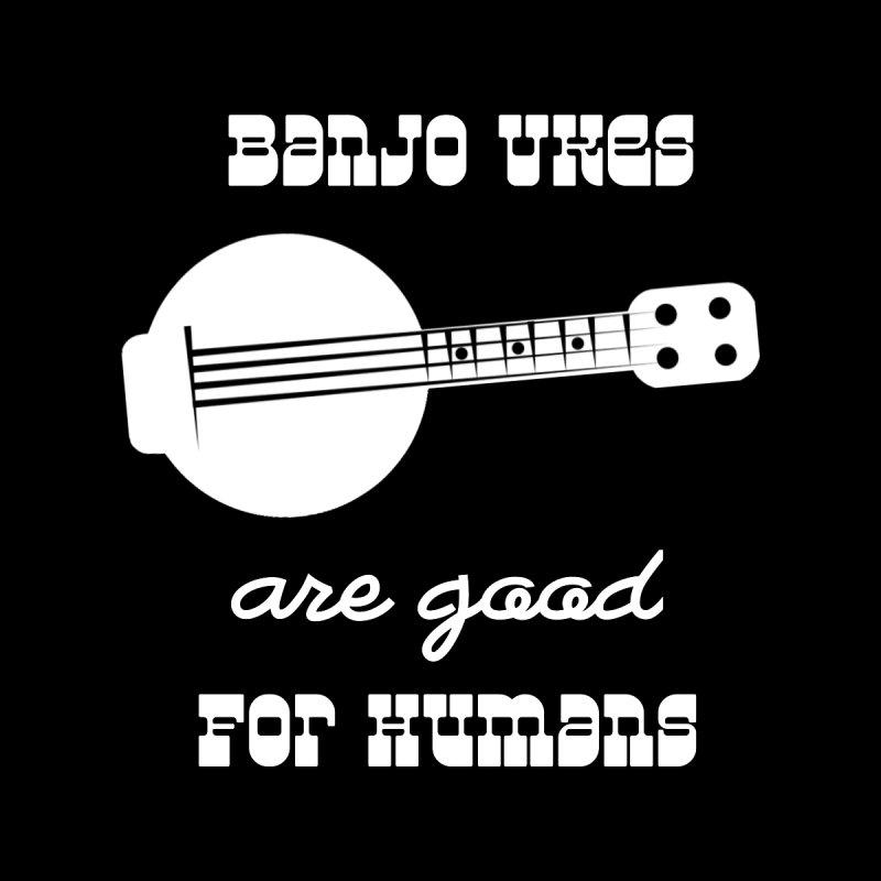 Banjo Uke Women's T-Shirt by Sam Shain's Artist Shop