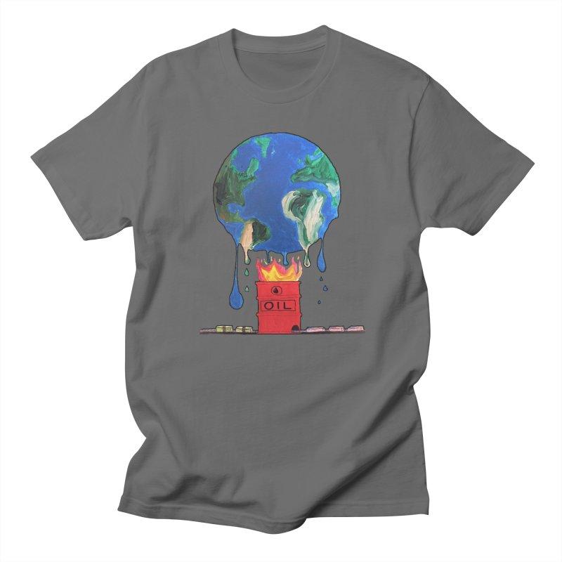 Fuel Men's T-Shirt by Sam Shain's Artist Shop