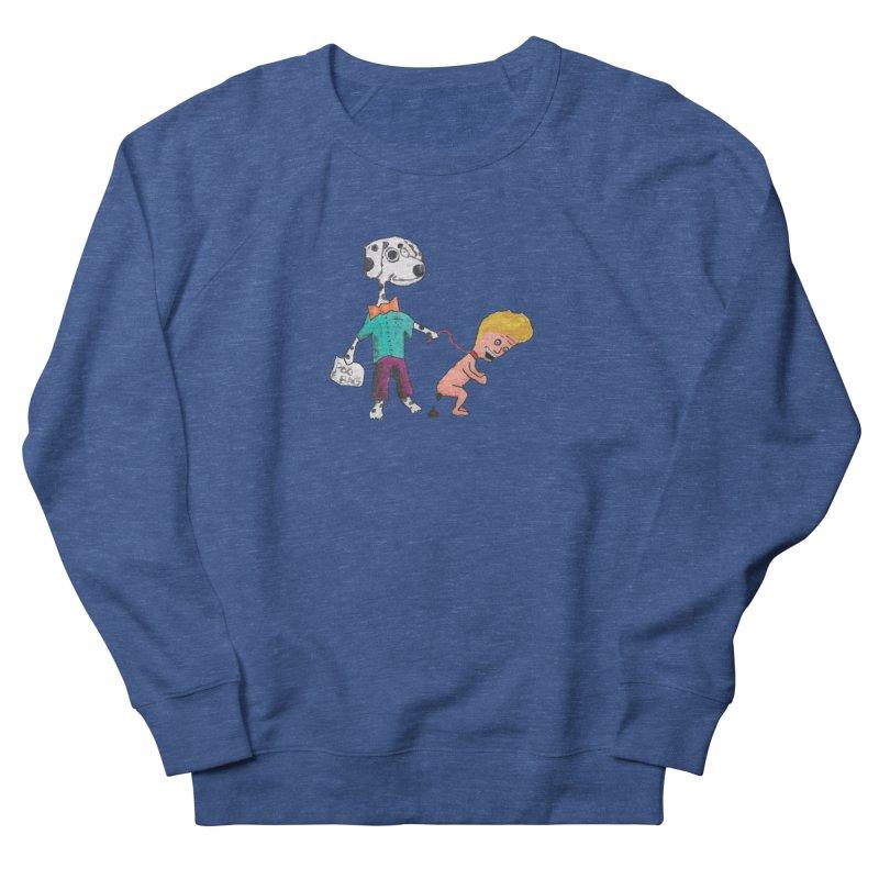 Housebroken Men's Sweatshirt by Sam Shain's Artist Shop