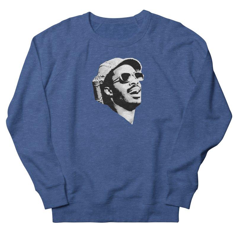 Stevie Wonder Men's Sweatshirt by Sam Shain's Artist Shop