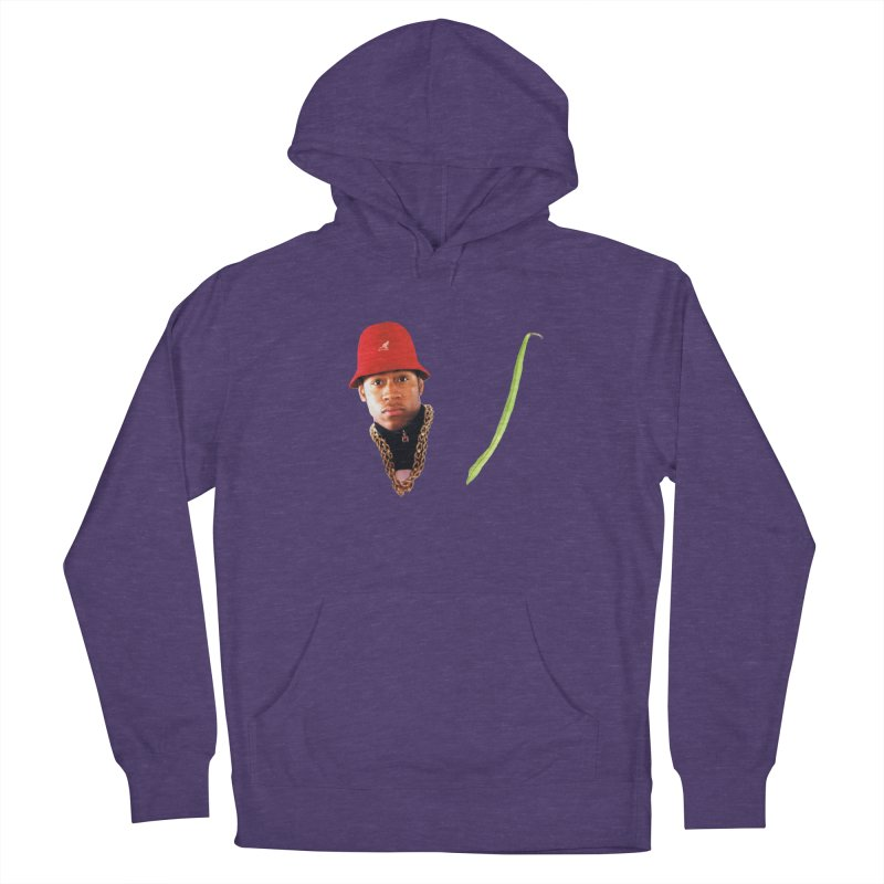 LL Bean Women's French Terry Pullover Hoody by Sam Shain's Artist Shop