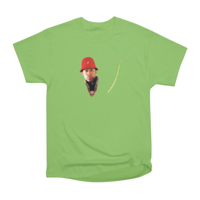 LL Bean Men's Heavyweight T-Shirt by Sam Shain's Artist Shop