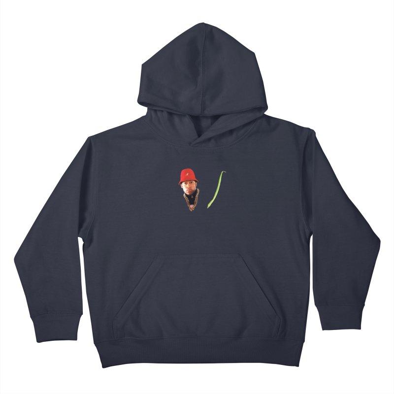 LL Bean Kids Pullover Hoody by Sam Shain's Artist Shop