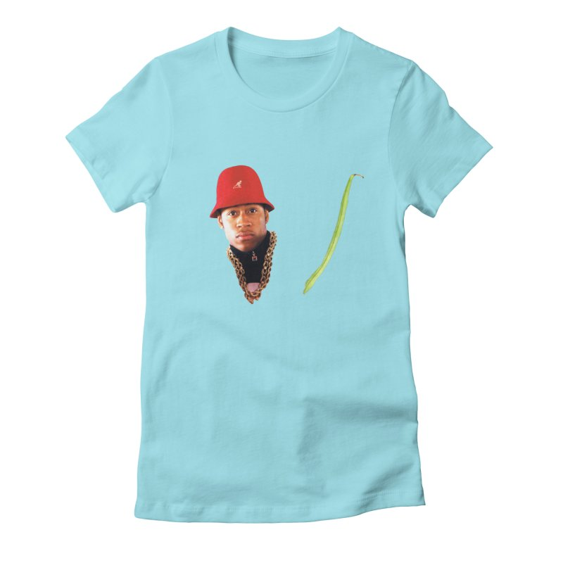 LL Bean Women's Fitted T-Shirt by Sam Shain's Artist Shop