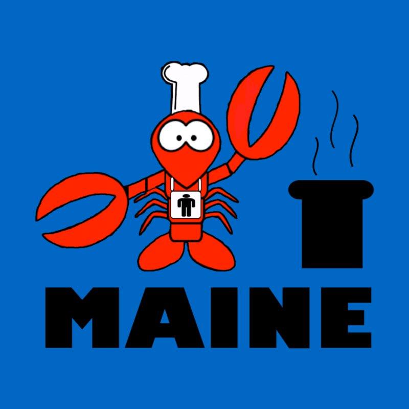 Maine! Accessories Bag by Sam Shain's Artist Shop