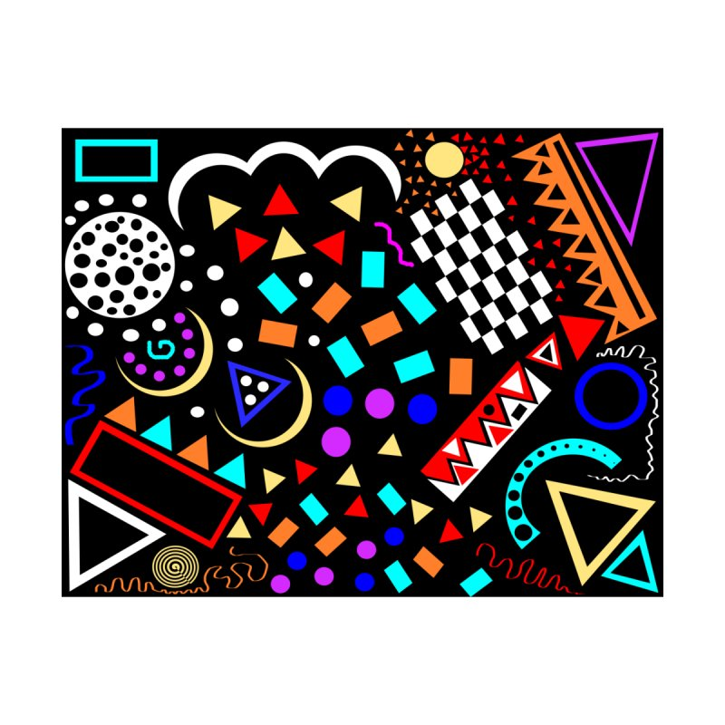 Color Rain   by Sam Shain's Artist Shop