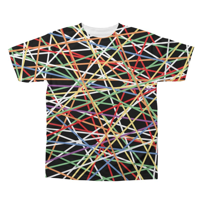 Pick Up Sticks Men's Regular All Over Print by Sam Shain's Artist Shop